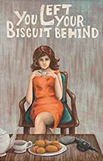 You Left Your Biscuit Behind, with Penny Jones author