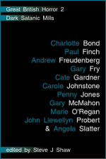 Great British Horror 2 - with Penny Jones writer